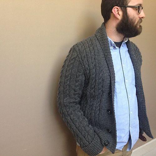 Ravelry: kelseyleftwich's Bridegroom Sweater
