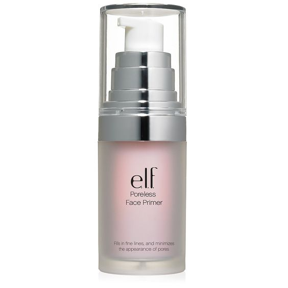 Poreless Face Primer | elf cosmetics.  Love this Primer, great for my face.