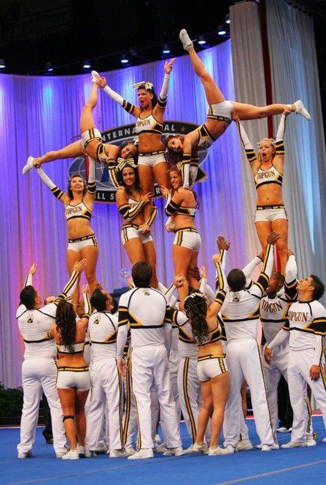 its our 2011-2012 pyramid, except top gun is doing it...props to university of Guelph