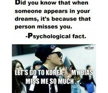 HAHAHAH! Well then all my biases miss me too much!