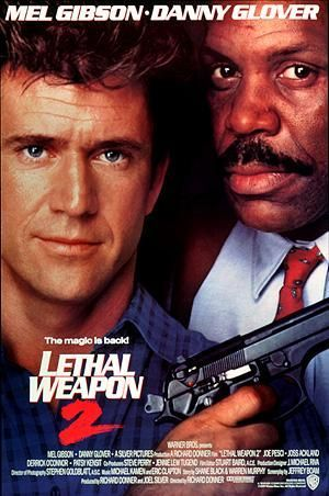 Lethal Weapon 2 : 1989