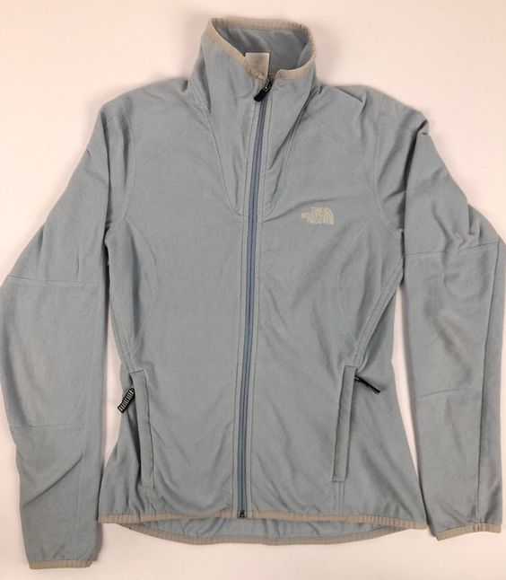 The North Face Fleece Women S Size S Tka100 Made In Indonesia