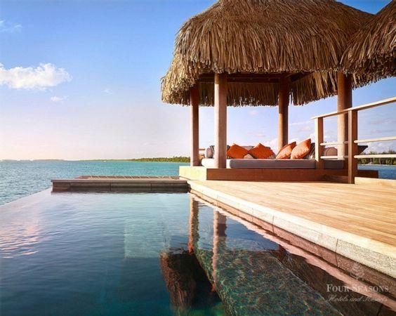 Heaven on earth - Bora Bora