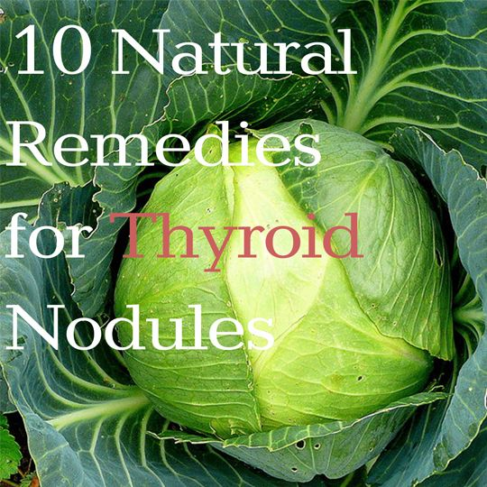 Best Natural Remedies For Goiter