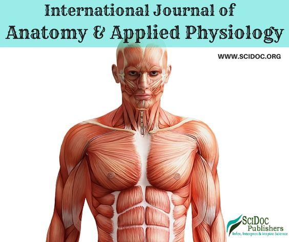7 best International Journal of Anatomy & Applied Physiology (IJAAP ...
