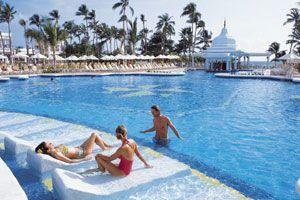 Riu Palace Punta Cana, Punta Cana. #VacationExpress