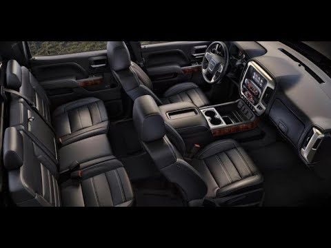 2019 Gmc Yukon Denali Capability Full Size Suv Luxury Interior