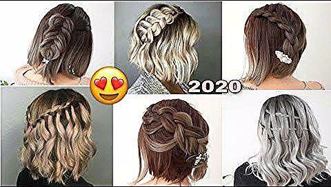 تسريحات شعر قصير 2020 تجعلك في غاية الأناقة و الرقة فيديو لازم كل بنت شعرها قصير تشوفو Youtube Long Hair Styles Hair Styles Hair