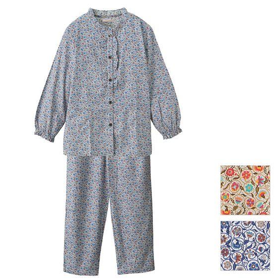 Liberty print Cotton Pajama
