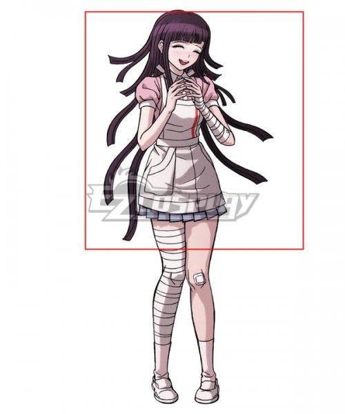 Dangan-Ronpa Anime Manga Sweatshirt Langarm T-Shirt Kostüme Neu