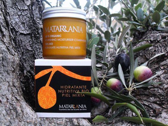 Hidratante Nutritiva Bio Piel MIxta Matarrania