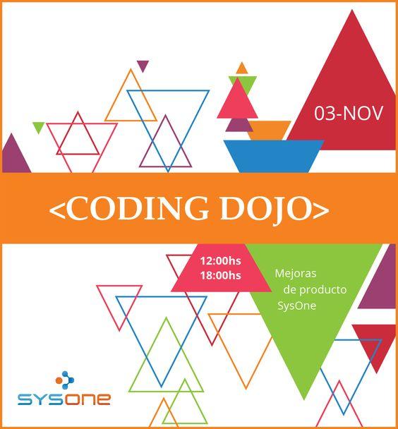 Gran Sesión de Coding Dojo en SysOne!! #MejoraContinua #equipo #agile