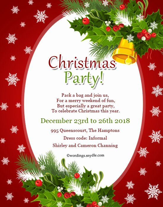 Christmas Party Invitations Free Template Awesome Christmas Party Invitati Christmas Party Invitations Free Christmas Card Invitation Christmas Invitation Card