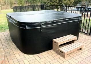 68 Trendy Free Standing Privacy Screen Hot Tubs Screen Hot Tub