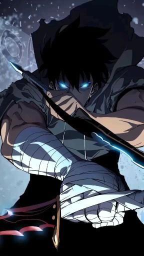 Video Save Follow Solo Leveling Live Wallpaper Di 2021 Ilustrasi Wallpaper Anime Seni Anime Anime wallpaper video android