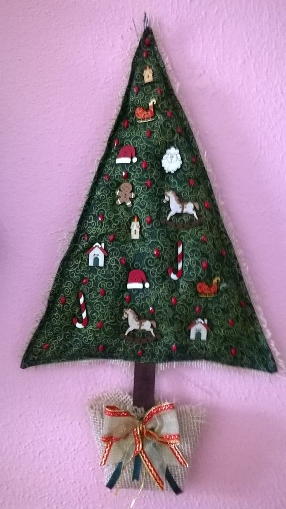 Christmas tree paneaux