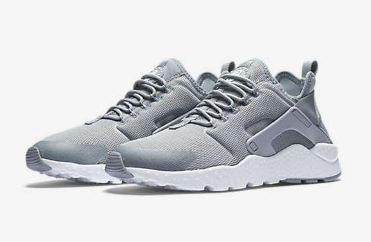 nike huarache grey women