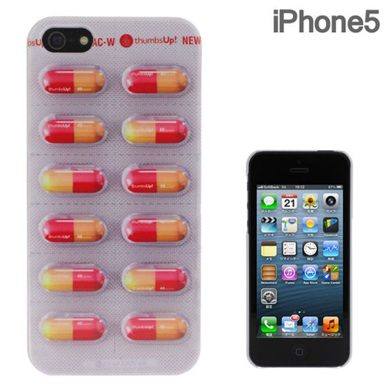 iPhone 5 Pill Case