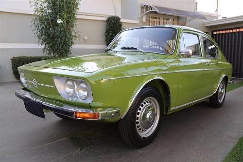 TL 1600 S 1972 verde hippie, detalhes