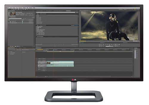 10 Lg Electronics Digital Cinema 4k Monitor