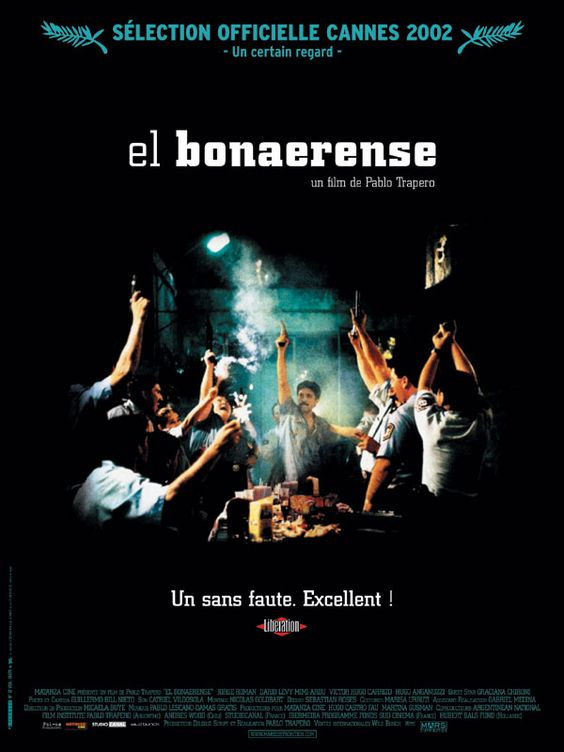"""El bonaerense -  Pablo Trapero 2002 -- """"A young locksmith is sent by his boss to assist in a robbery. He is arrested but his uncle, an ex-police chief, bails him out & arranges for him to join the Buenos Aires police force. Now a cop, he finds himself drawn into a world of corruption."""""""