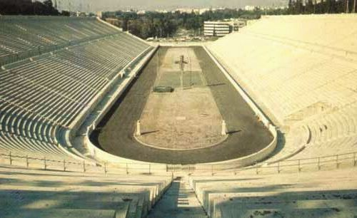 Estadio Panathinaikó, Atenas, Grecia
