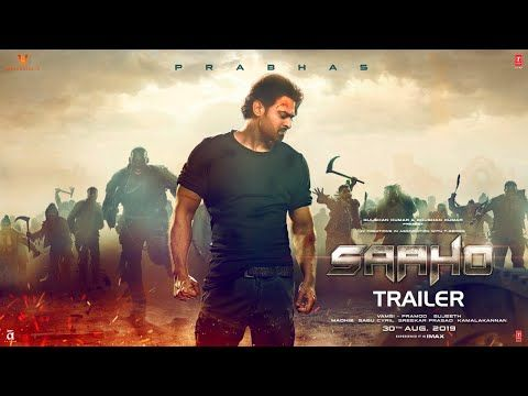 Saaho Movie Full Hindi Trailer With Images Hindi Movies