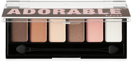 "NYX Cosmetics - ""Adorable"" Shadow Palette"