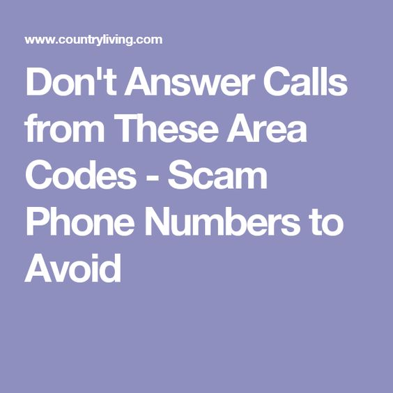 Snopes 809 area code