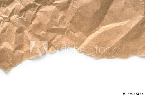 Craft Paper Torn Edge Free Paper Texture Paper Background Texture Watercolour Texture Background