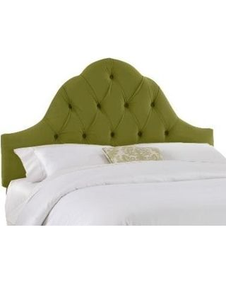 Skyline Furniture Skyline Queen Headboard: : Skyline Furniture Toulouse Velvet Headboard - Green from Target | BHG.com Shop