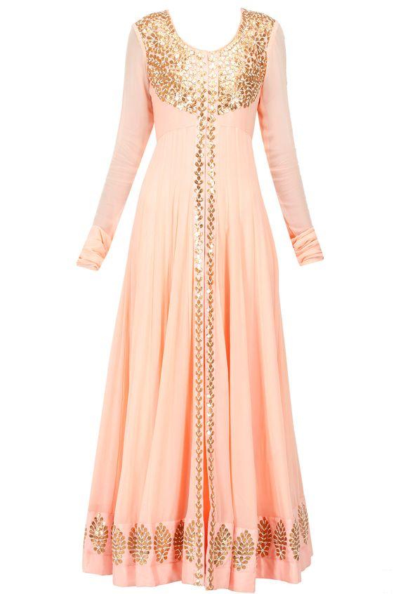 لباس شب گلبهی طلایی شیک شیک زنانه