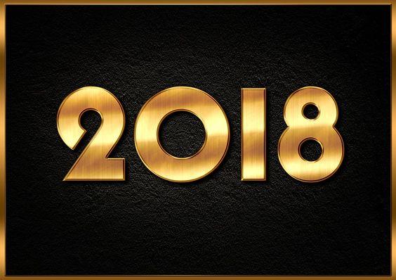Fin De Año, 2018, Día De Año Nuevo