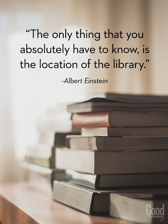 This is so true! The first thing I did when we arrived in Indiana was look up the nearest libraries.: