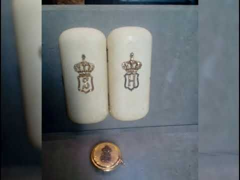 جولتي داخل متحف المجوهرات الملكية بالإسكندرية The Royal Jeweĺry Muusem Candle Sconces Wall Lights Candles
