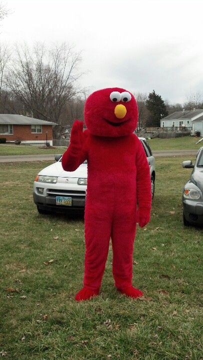 Elmo even came :)