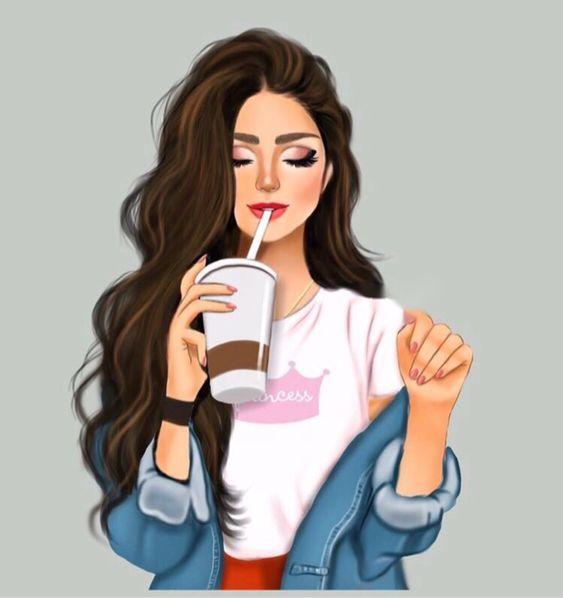 Pin De Arab Em Decor Garotas Meninas Tumbler Garotas Fofas