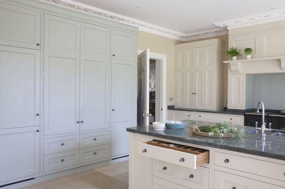 Handcrafted Elegance | Bespoke kitchen furniture by Woodstock Furniture