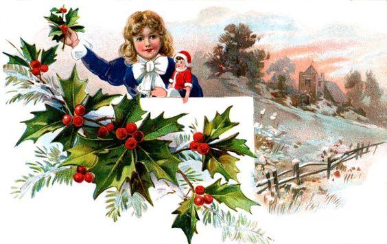 Free Christmas Images :: Image 7: