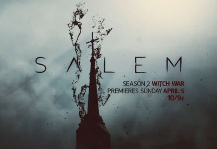 Season two of Salem premieres on WGN America April 5 at 10 p.m. and Fox 8 spent the weekend behind the scenes from the set in Shreveport, Louisiana. *Watch a first look at season two in the video a...
