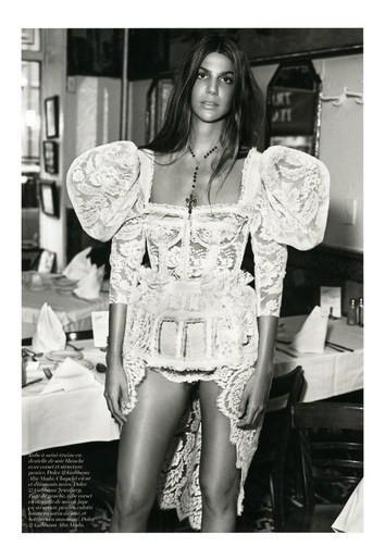 Vogue Paris - Alta Moda