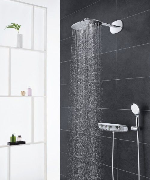 Grohe Showcases Two Innovative Products At Ish 2017 Shower