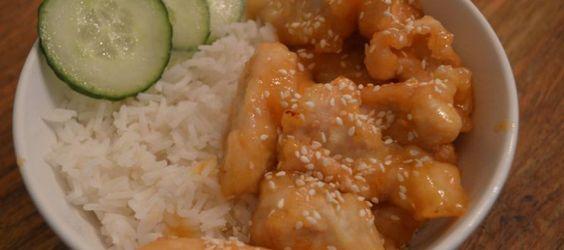 Honing-Sesam kip | Lekker Tafelen