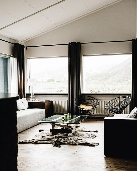 One of my favorite places to stay in Iceland from @design_hotels.