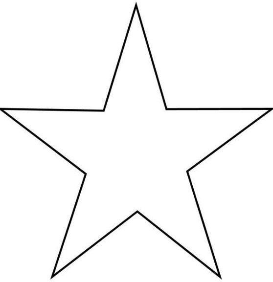 Dibujos De Estrellas Para Colorear Dibujos De Estrellas