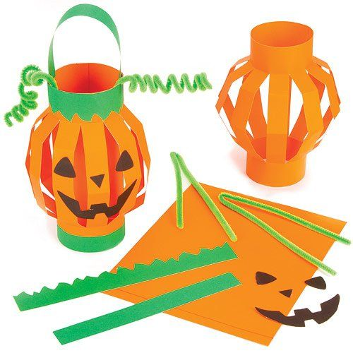 Jouets potirons and jeux on pinterest - Activite manuelle halloween maternelle ...