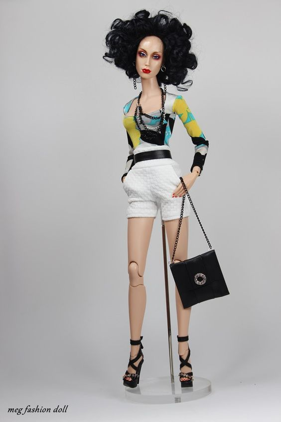 New outfit for Sybarite / FR16 '' Summer VI'' | by meg fashion doll