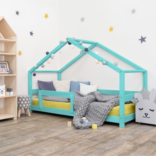 Gaskins Lucky House Bed Isabelle Max Size 80 X 160 Cm Colour