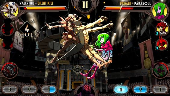 'Skullgirls' is coming to mobile with a role-playing twist