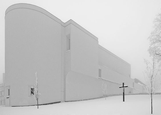 Monastery of Our Lady of Novy Dvur, Czech Republic, 2004 by John Pawson